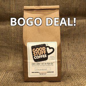 GSC Bagged Coffee BOGO